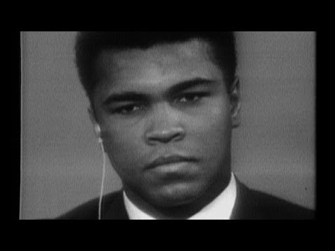Muhammad Ali: confronted and redeemed