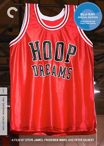 Hoop Dreams Blu-ray