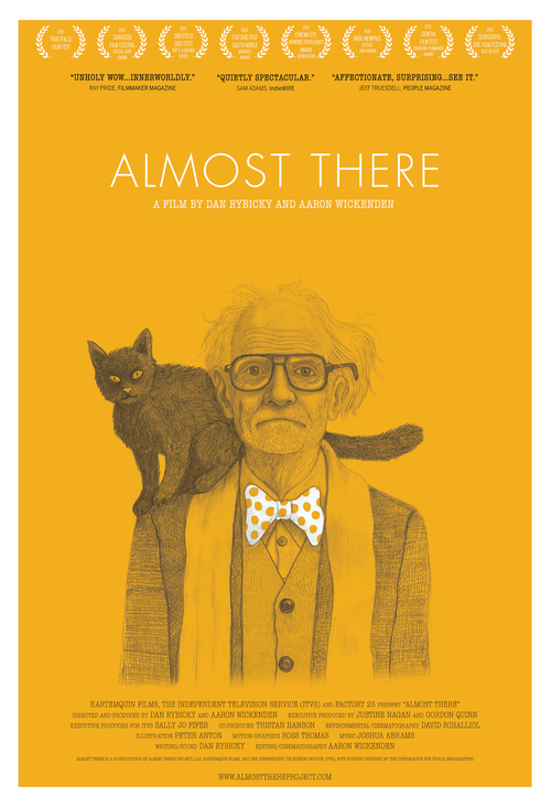 almost there theatrical poster