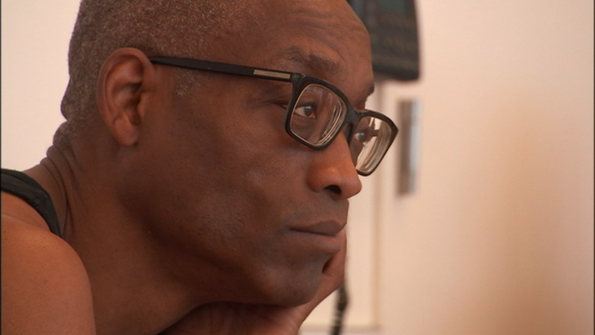 Bill T Jones, subject of Kartemquin's A Good Man