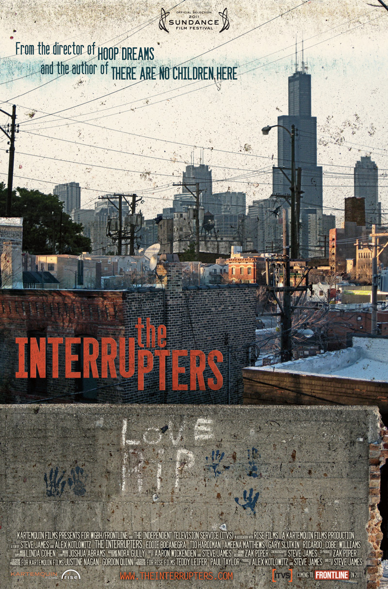 The Interrupters poster - Kartemquin FIlms