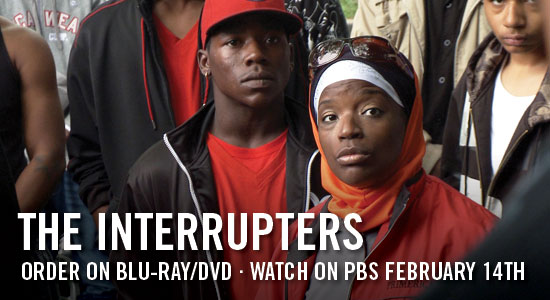 The Interrupters Blu-ray DVD