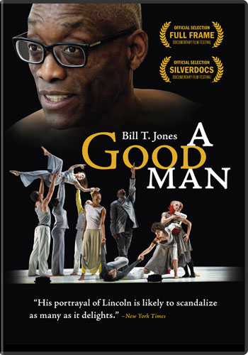 Bill T. Jones: A Good Man DVD