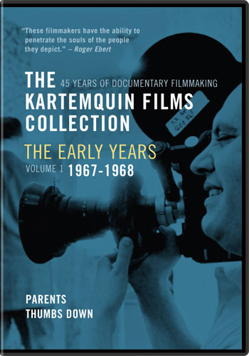 The Kartemquin Films Collection: The Early Years - Volume 1, 1967-1968