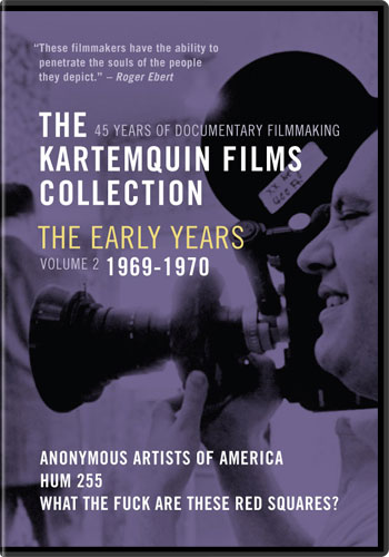 The Kartemquin Films Collection: The Early Years - Volume 2, 1969-1970