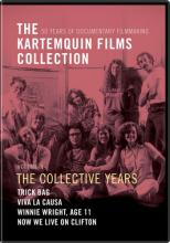 Kartemquin Collective Years DVD